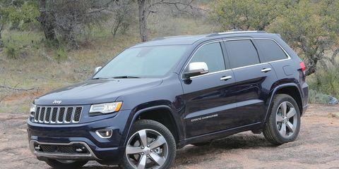 2014 Jeep Grand Cherokee Laredo >> 2014 Jeep Grand Cherokee V 6 V 8 First Drive 8211