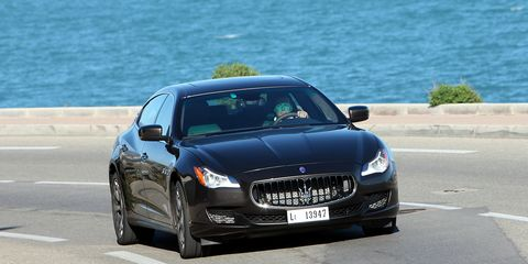 2014 Maserati Quattroporte >> 2014 Maserati Quattroporte First Drive 8211 Review 8211