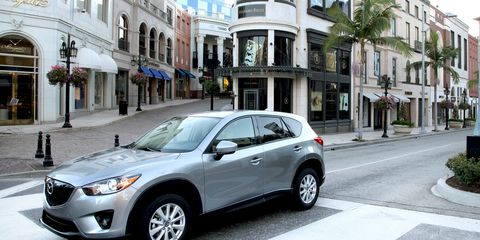 2014 Mazda Cx 5 2 5 First Drive 8211 Review 8211 Car And Driver