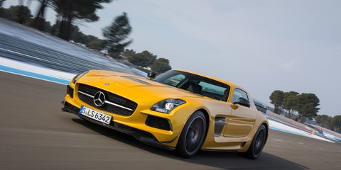Sls Black Series >> 2014 Mercedes Benz Sls Amg Black Series First Drive 8211 Review