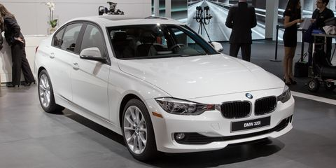 2013 bmw 320i xdrive horsepower