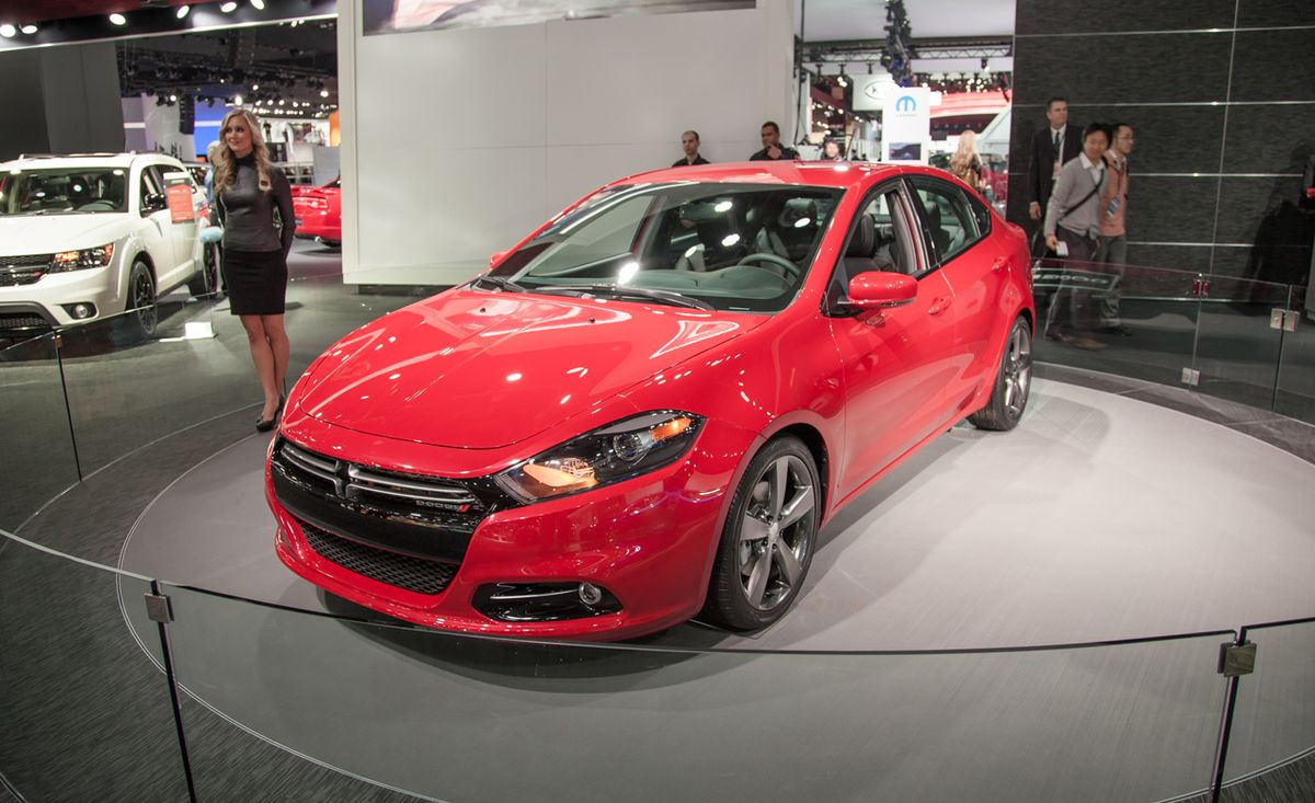 2013 Dodge Dart Gt Photos And Info 8211 News 8211 Car And Driver