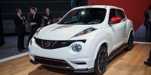 2013 Nissan Juke Nismo 8211 News 8211 Car And Driver