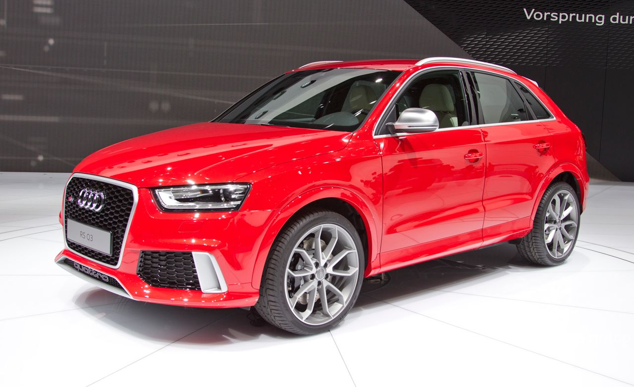 2014 Audi Rs Q3 Photos And Info 8211 News 8211 Car And Driver