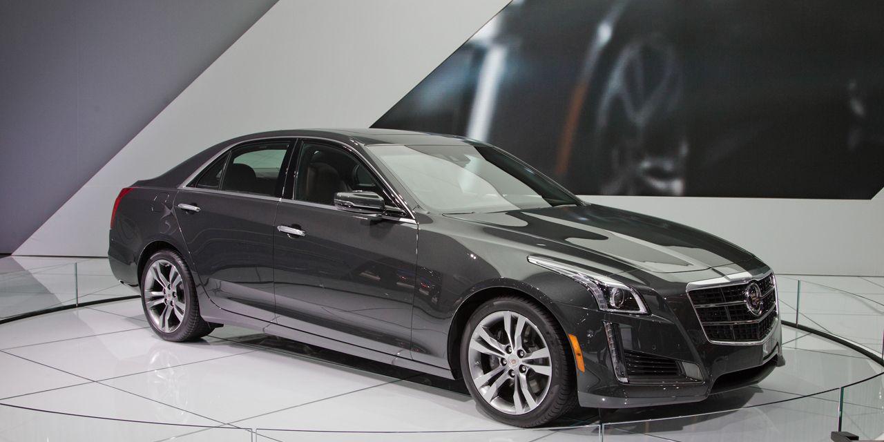 2014 Cadillac Cts Sedan Photos And Info 8211 News 8211 Car And
