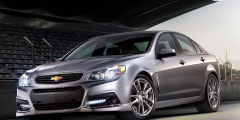 2015 Monte Carlo Ss >> 2014 Chevrolet Ss Sedan Photos And Info 8211 News 8211 Car And