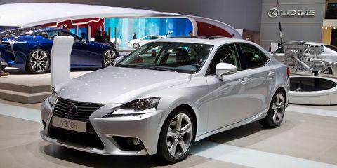 2017 Lexus Is300h Hybrid Photos And Info 8212 News Car Driver