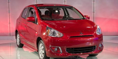 2014 Mitsubishi Mirage Official Photos And Info 8211 News 8211