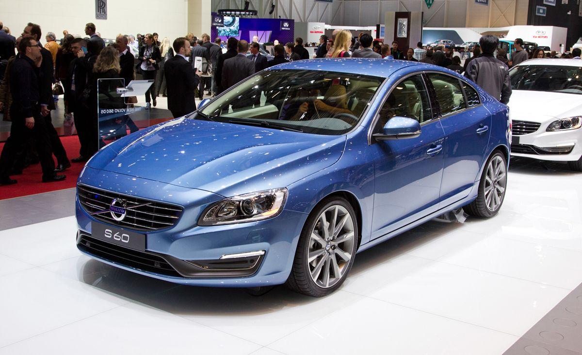2014 Volvo S60 Photos And Info 8211 News 8211 Car And Driver