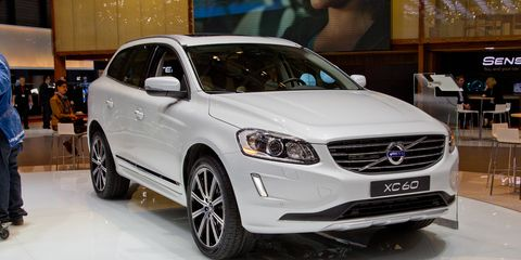 2014 Volvo Xc60 Photos And Info 8211 News 8211 Car And Driver