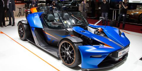 Ktm X-Bow Price >> Ktm X Bow Gt Photos And Info 8211 News 8211 Car And Driver