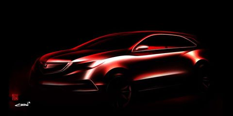 Automotive design, Automotive lighting, Red, Darkness, Carmine, Concept car, Maroon, Vehicle door, Luxury vehicle, Bumper,