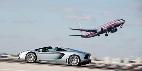 Tire, Airplane, Wheel, Mode of transport, Automotive design, Transport, Vehicle, Rim, Alloy wheel, Aircraft,