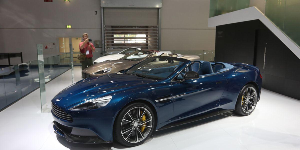 2014 Aston Martin Vanquish Volante Photos And Info 8211 News 8211 Car And Driver