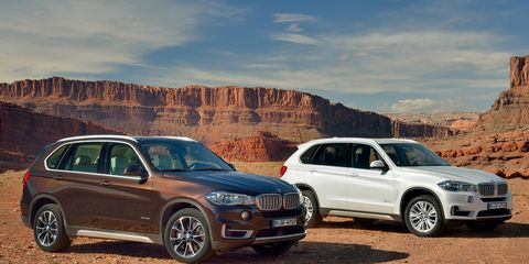 2014 BMW X5 Photos and Info –