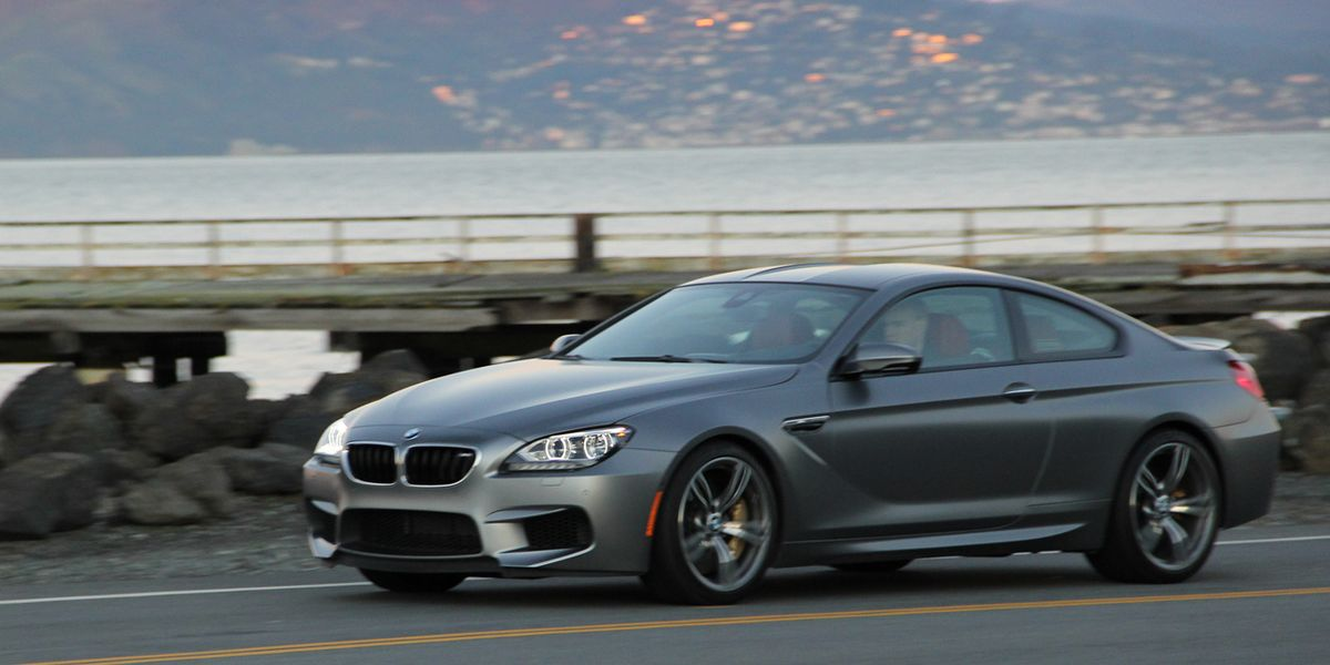 2013 Bmw M6 Coupe First Drive 8211 Review 8211 Car And Driver