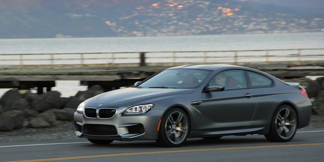 2013 Bmw M6 Coupe First Drive 8211 Review 8211 Car And