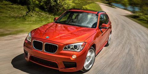 2013 BMW X1 xDrive28i Long-Term Wrap-Up –