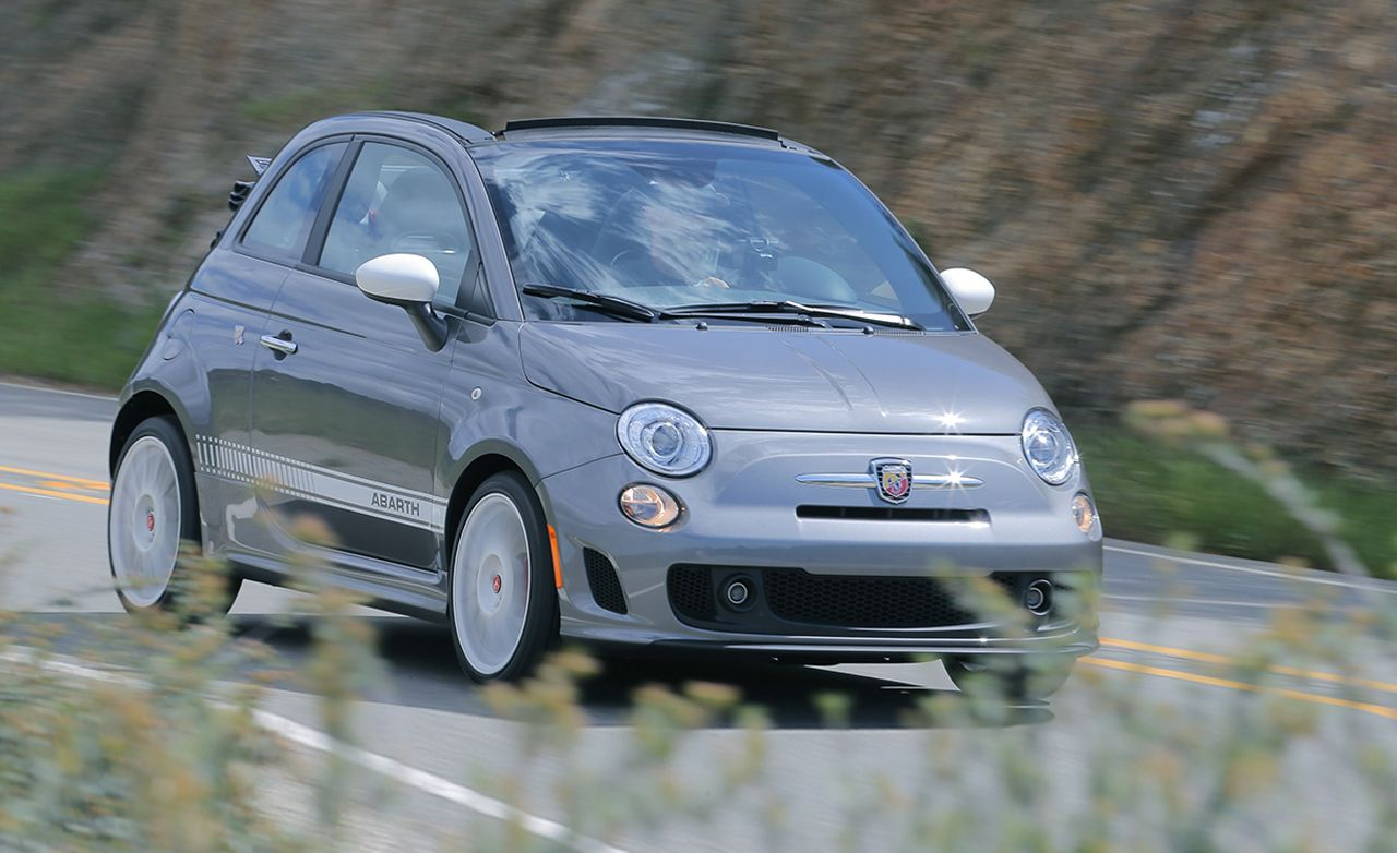 2013 Fiat 500c Abarth First Drive 8211 Review 8211 Car And Driver