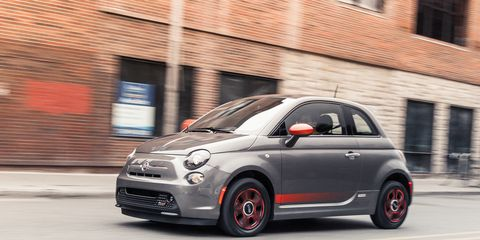 2013 Fiat 500e Ev Test 8211 Review 8211 Car And Driver