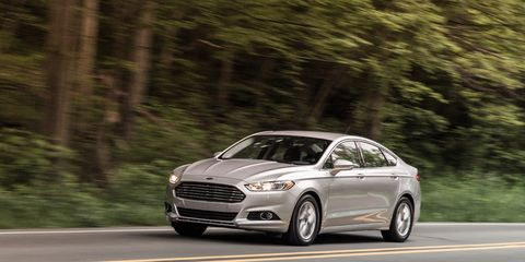 2013 Ford Fusion 1 6L EcoBoost Automatic Test –