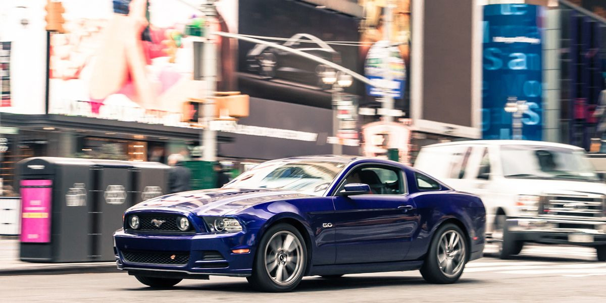 2013 Ford Mustang Gt Long Term Road Test