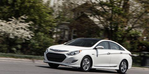 2013 Hyundai Sonata Hybrid Test 8211 Review 8211 Car