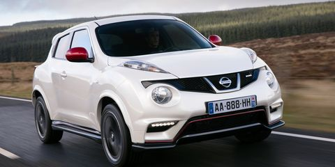 2013 Nissan Juke Nismo First Drive 8211 Review 8211