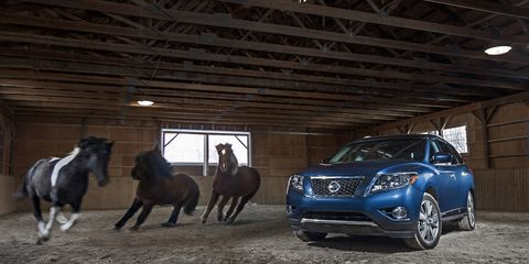 2013 Nissan Pathfinder AWD Long-Term Test –