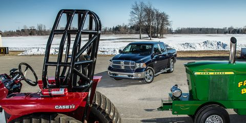 2013 Ram 1500 SLT Crew Cab 4x4 Long-Term Test Wrap-Up –