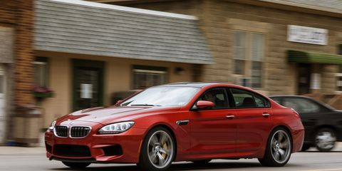 2014 Bmw M6 Gran Coupe Test 8211 Review 8211 Car And Driver
