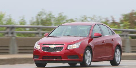 2014 Chevrolet Cruze Diesel First Drive –