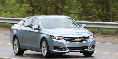 2014 Chevrolet Impala 2 5 First Drive 8211 Review 8211