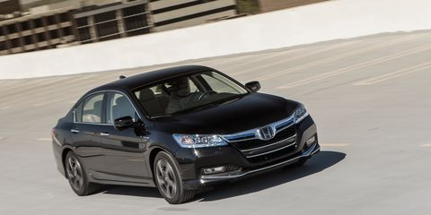 2017 Honda Accord Plug In Hybrid