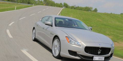 2014 Maserati Quattroporte >> 2014 Maserati Quattroporte S Q4 First Drive 8211 Review