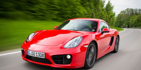 2014 Porsche Cayman S Pdk Automatic Test 8211 Review
