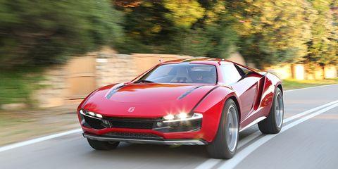 Automotive mirror, Mode of transport, Automotive design, Vehicle, Transport, Road, Land vehicle, Performance car, Hood, Car,