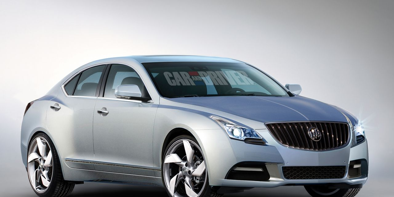 2015 Buick Grand National And Gnx 25 Cars Worth Waiting For 2014
