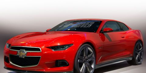 2016 Chevrolet Camaro Smaller And Lighter Look Out Next Gen Mustang