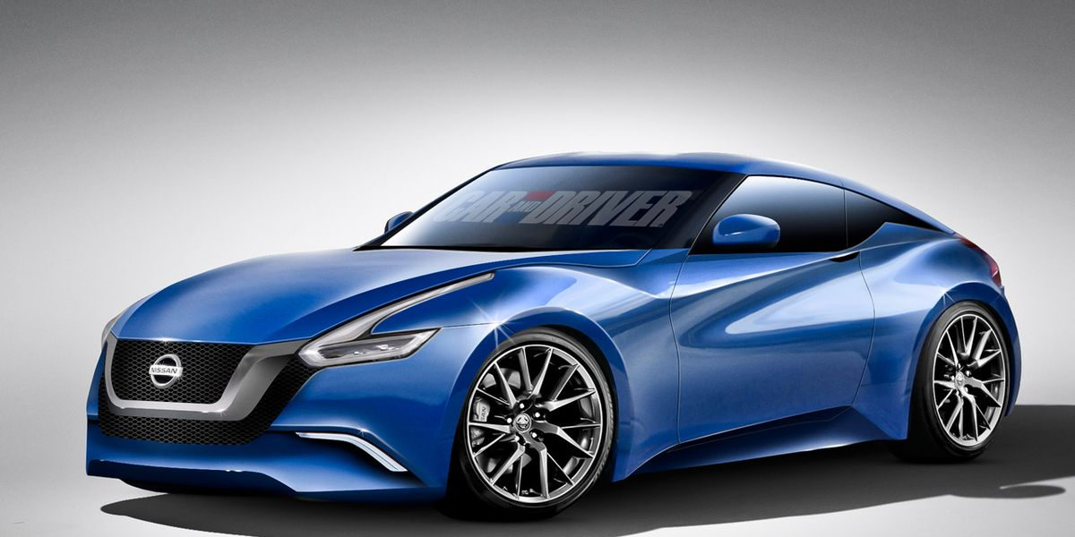 2016 Nissan Z: 25 Cars Worth Waiting For 2014–2017 ...