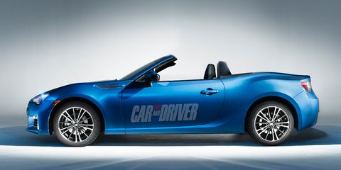 2016 Scion Fr S Subaru Brz Roadster A True Miata Fighter