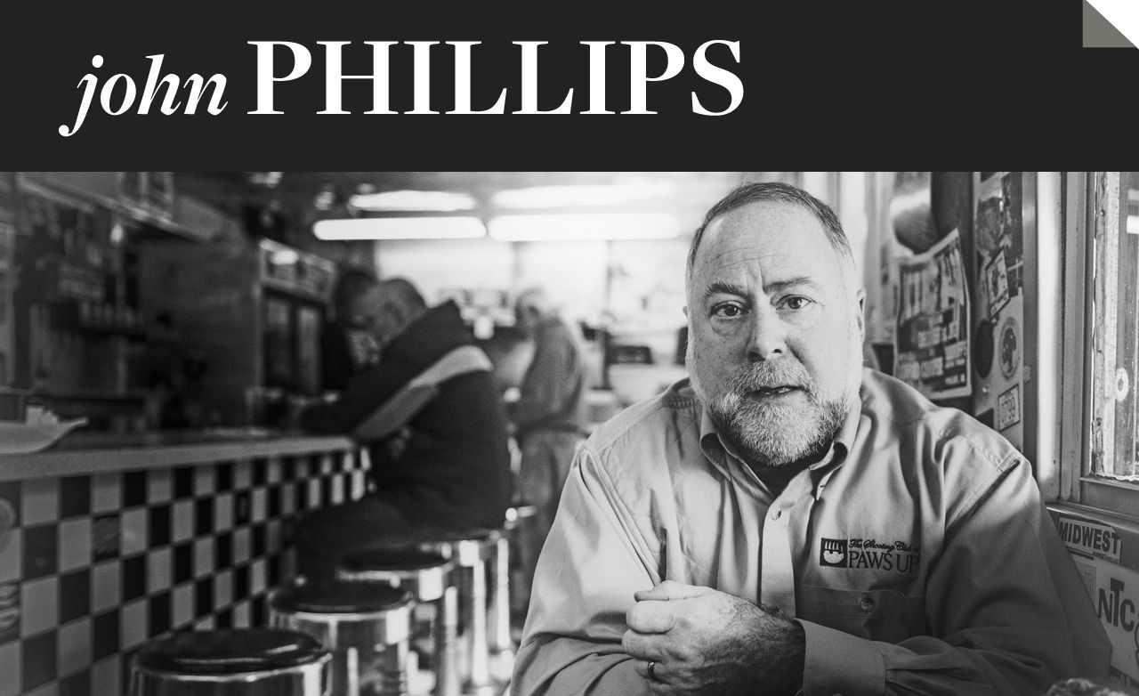John Phillips: As Slow as Possible  As Fast as Necessary