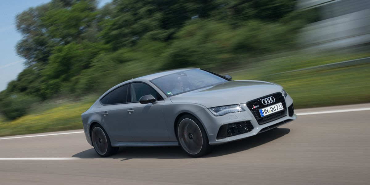 2017 Audi Rs7 Sportback First Drive 8211 Review Car And Driver