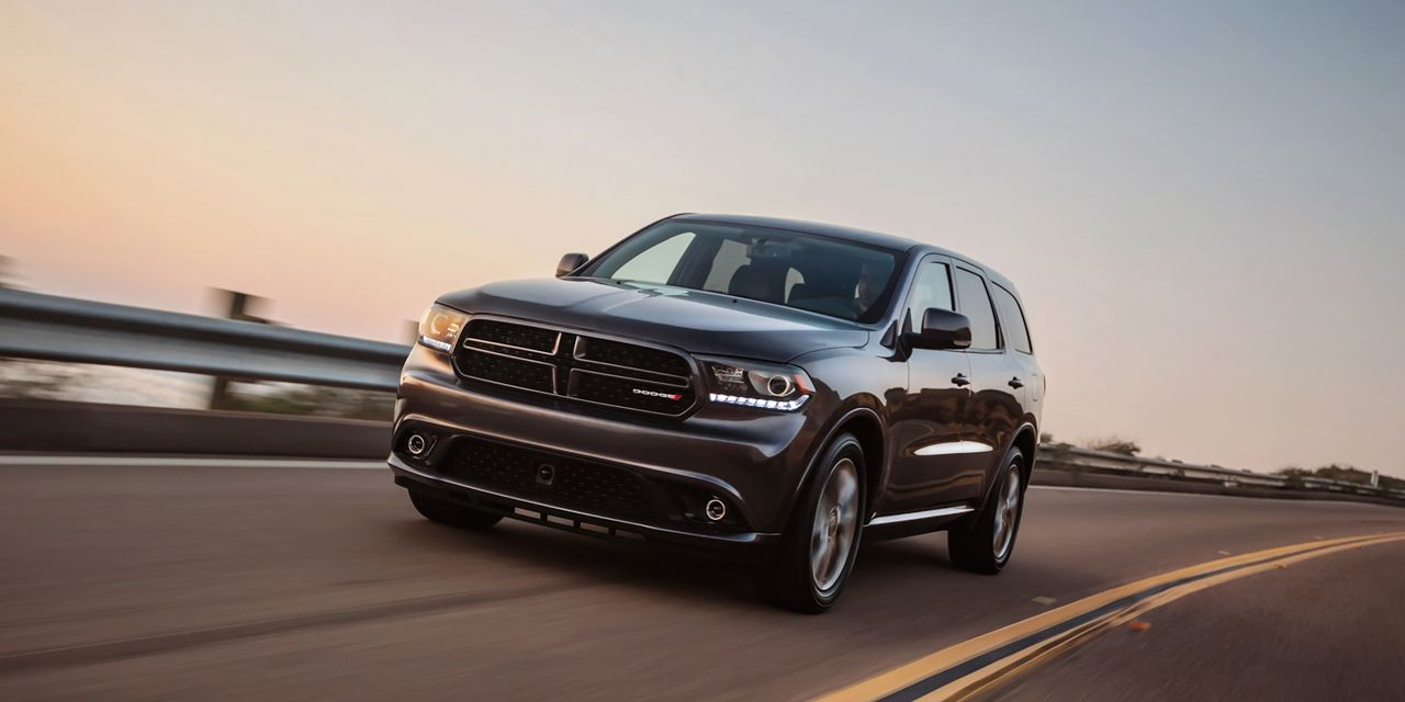 2014 Dodge Durango First Drive 8211 Review 8211 Car And Driver