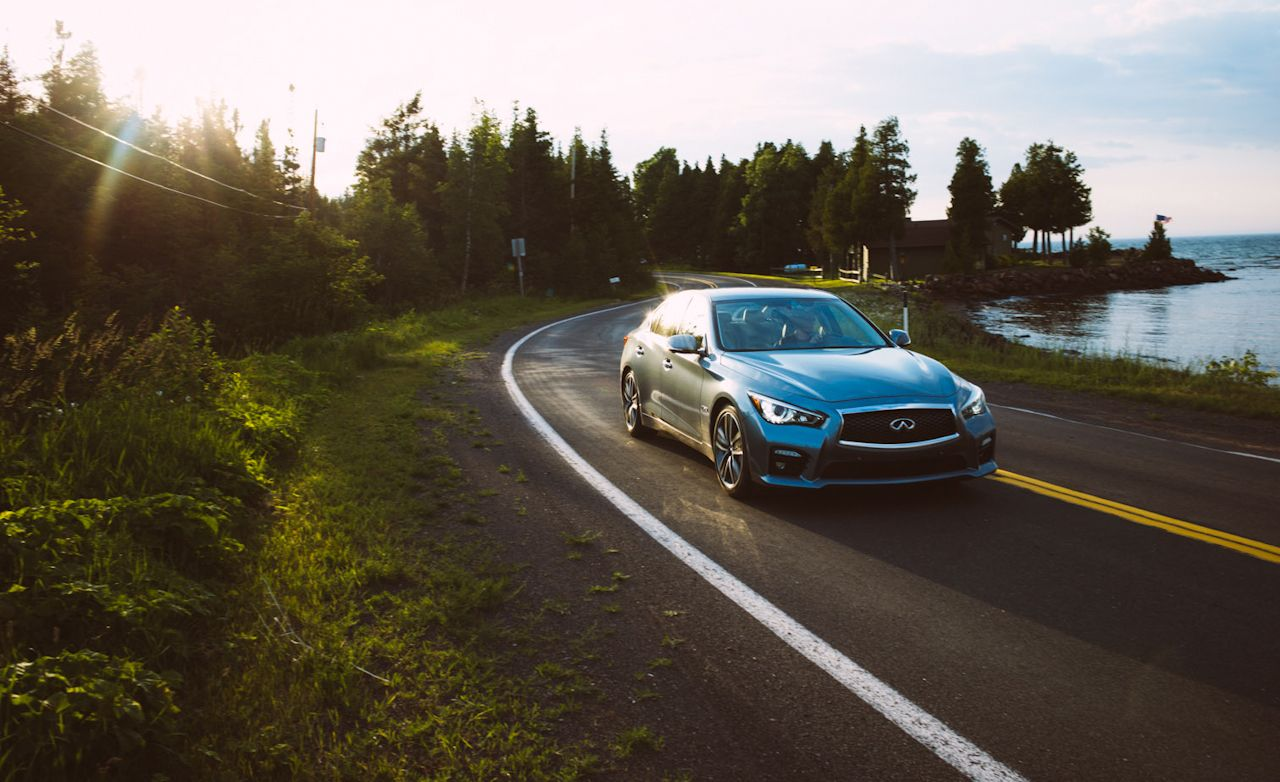 2017 Infiniti Q50s Hybrid Test 8211 Review 160 Car And Driver