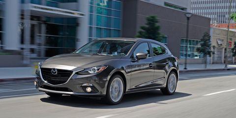 2014 Mazda 3 First Drive –