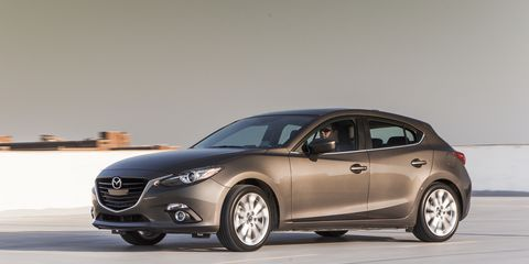 2014 Mazda 3 S Hatchback 2 5l Automatic Test 8211 Review 8211