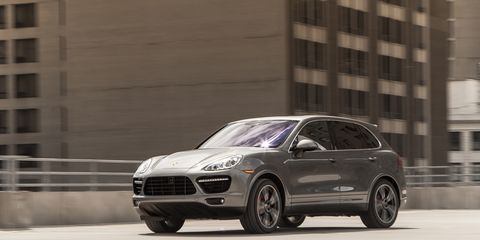 Cayenne Turbo S >> 2014 Porsche Cayenne Turbo S Test 8211 Review 8211 Car