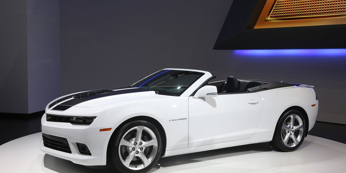 2014 Chevrolet Camaro Convertible Photos And Info 8211 News 8211 Car And Driver