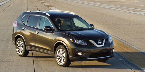 2014 Nissan Rogue Photos and Info –
